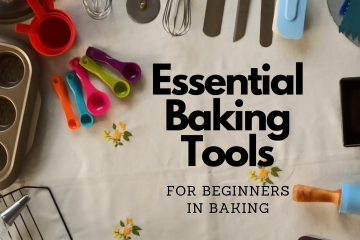 Essential Baking Tools for Beginners