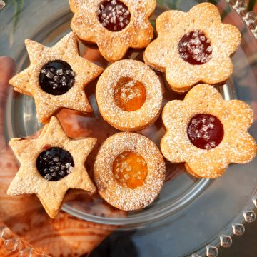 Jim-Jam Biscuits